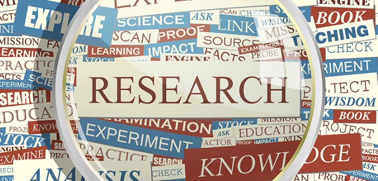 先行研究は研究テーマ周辺、あるいは周辺領域の先行研究も確認