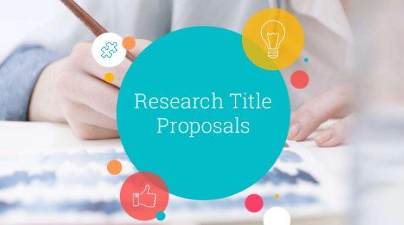 研究計画、研究内容、研究の方向性を掘り下げる方策の一つ…論文タイトルを考える